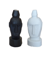 Load image into Gallery viewer, Maun Boot Timor Wooden Statue - Set