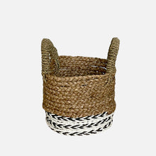 Load image into Gallery viewer, Melia Basket White - S