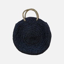 Load image into Gallery viewer, Milu Basket Bag - Dark Blue