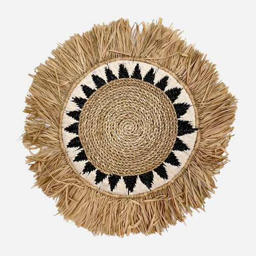 Panama Sun Wall Decor