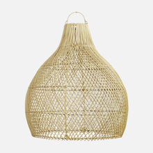 Load image into Gallery viewer, Atambua Large Rattan Lampshade