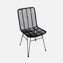 Load image into Gallery viewer, Sumba Chair - Black