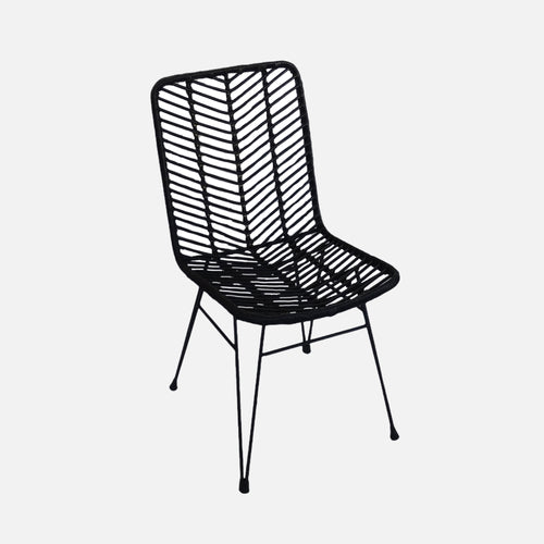 Sumba Chair - Black