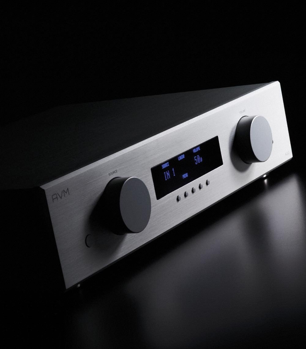 AVM Evolution A3.2 Integrated Amplifier