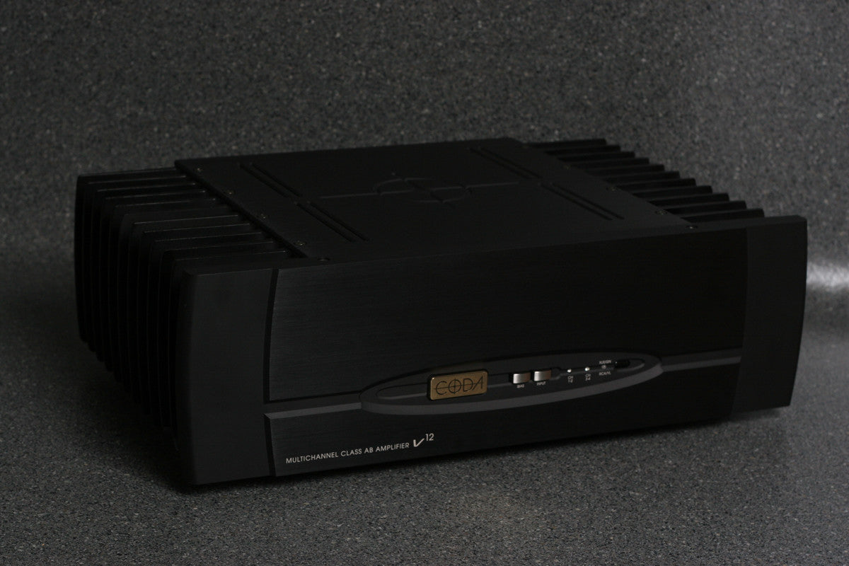 Coda V12 Multichannel A/V Amplifier