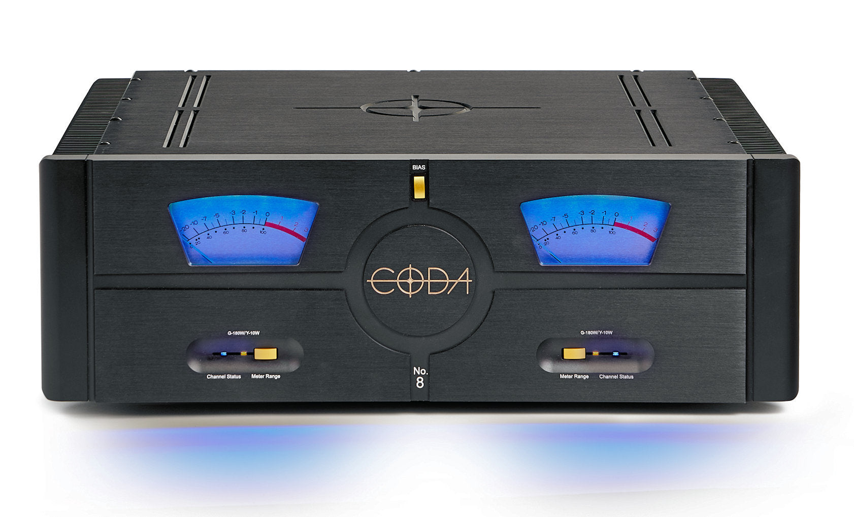 CODA Continuum No. 8 Stereo Amplifier