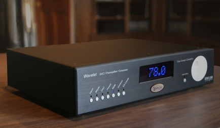 Legacy Wavelet DAC/Preamp/Crossover