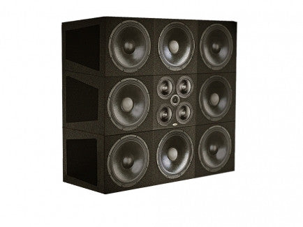 Legacy Pro Audio Wavelaunch Array