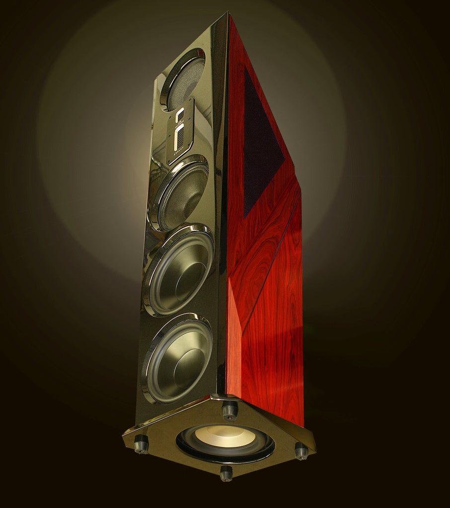 Legacy Audio Cinema HD Black Oak