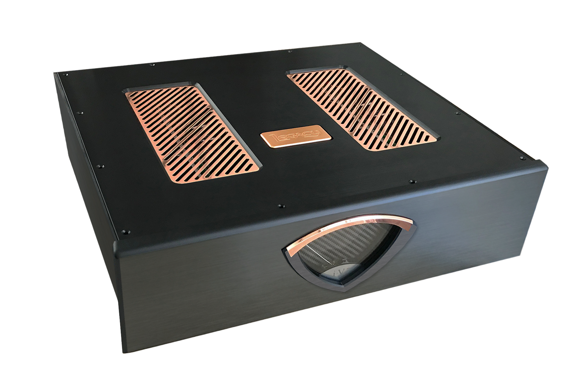 Legacy Audio i·V1 Monobloc 1 Channel Amplifier