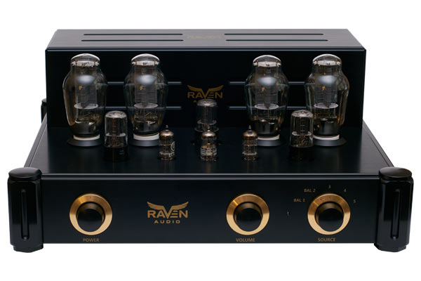 The Raven Integrated Amplifier