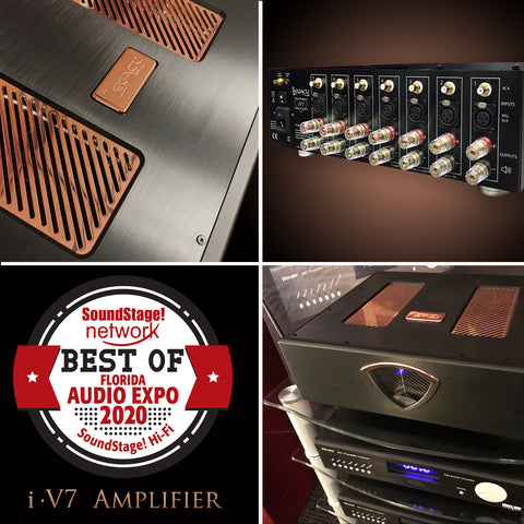Legacy Audio i·V7 7 Channel Amplifier