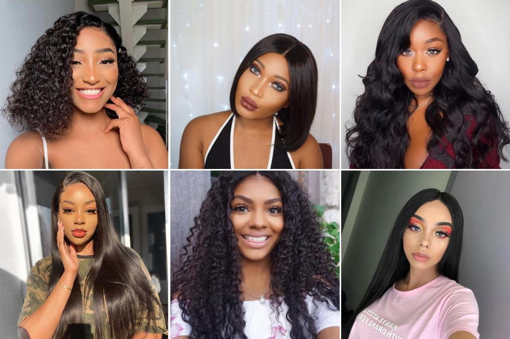 How to blow-dry the human hair wig correctly|UWigs