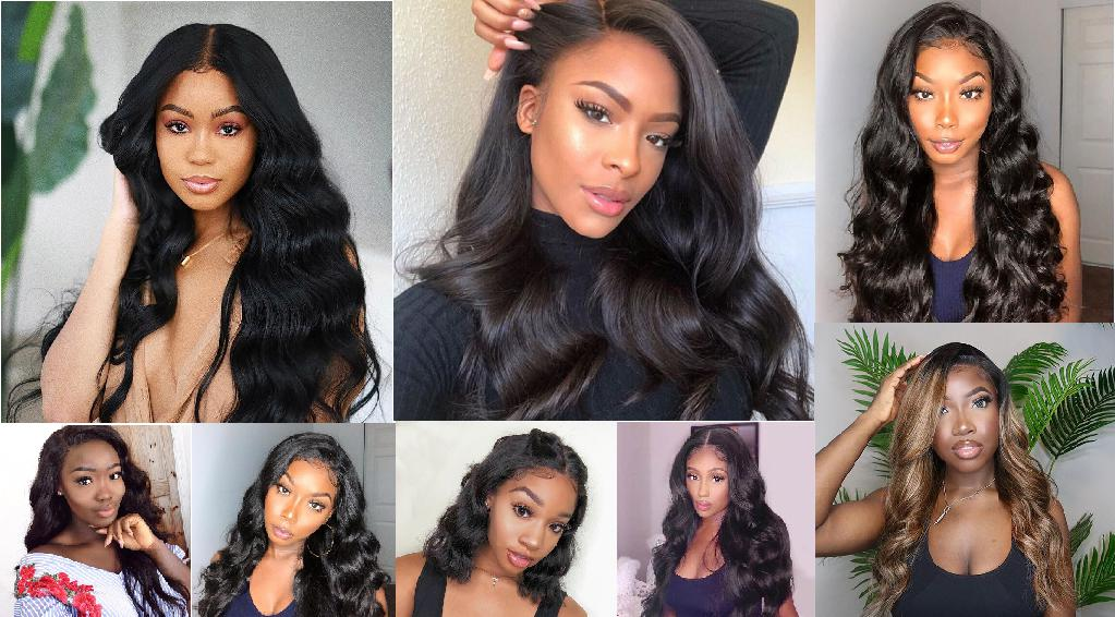 How to cut the extra lace off lace wigs for seamless hairline|UWigs