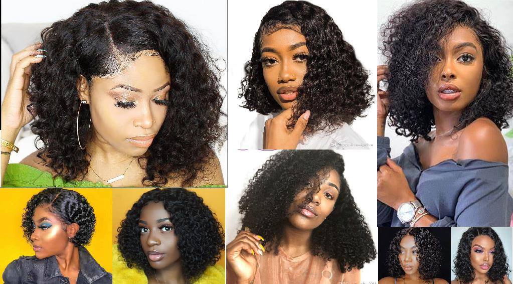 How to retouch human hair lace wigs application without taking it off?