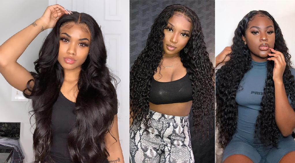 Tips on how to wearing lace wigs without makeup| UWigs