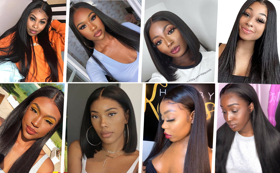 Why Do People Prefer Lace Closure Wig Over Lace Front Wig|UWigs