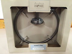 Perfect Home The Ideal Collection Bronze Towel Ring Model # 150 344