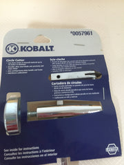Kobalt Drywall Circle Cutter Tool Model # 0057961