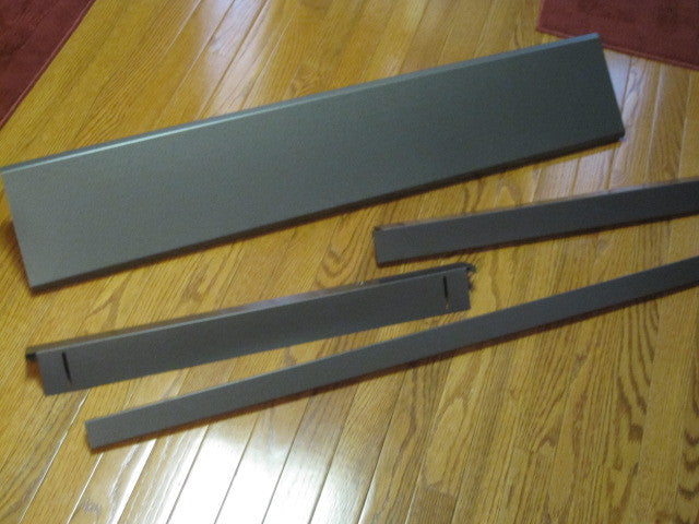 Superior Fireplace Horizontal GF 4000 Hood Part # 017611 | Flynn's ...