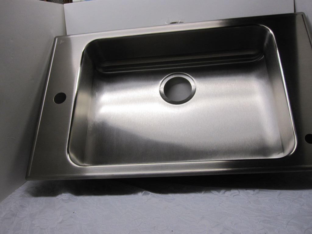 ... Just Stainless Steel 18 Ga. Self Rimming Class Room Sink CRA ADA 1931  ...