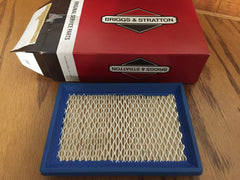 Briggs & Stratton  John Deere Air Filter Part # 397795