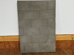 Superior Lennox EST48 Fireplace Side Refractory Panel Part # H3517