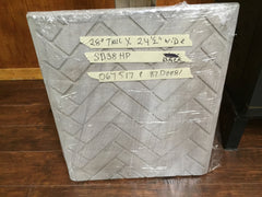 Majestic Monessen Herringbone SB38HB Fireplace  Back Refractory Line 067517 Or 87D0081