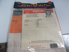 Kero World Kerosene Heater Replacement Wick # 29001D