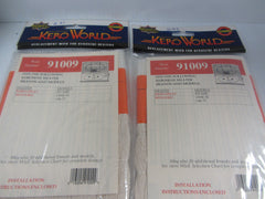 2  Kero World Kerosene Heater Replacement Wick # 91009