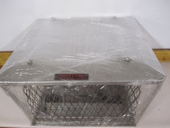 BDM Chim-A-Lator  Deluxe Damper Stainless Steel Chimney Cap Assembly  051313