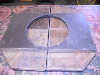 "12"" CF 28 Pellet-Corn -Wood Stove Vent  Firestop Spacer"