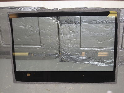 Lennox Superior Fireplace Insert Glass Door & Frame Part # 64167 ...