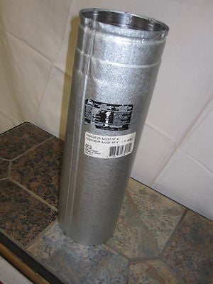 Warnock Hersey 4 Quot X 18 Quot Double Wall Corn Pellet Stove Pipe