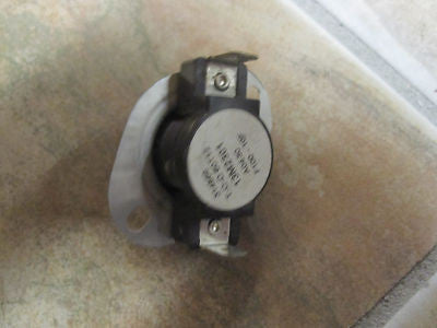 Fireplace Pellet Stove Thermostaic Fan Blower Switch Part #  13M2301
