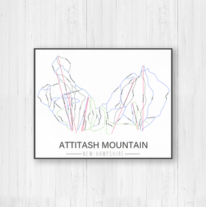 Attitash Mountain Ski