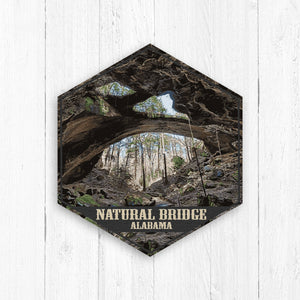 Natural Bridge Alabama Print