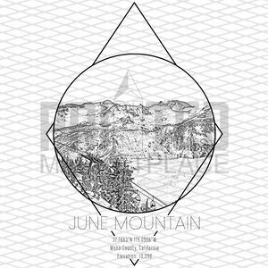 June Mountain Circle