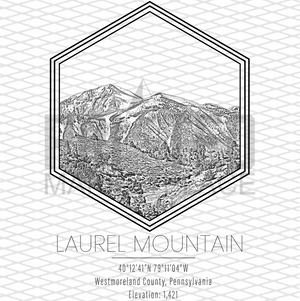 Laurel Mountain Hexagon