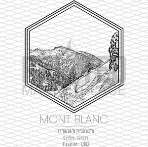 Mont Blanc Hexagon