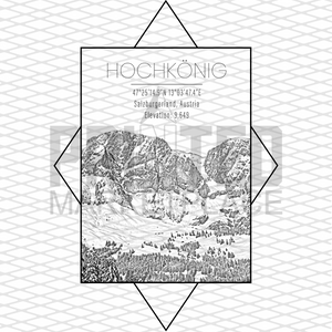 Hochkonig Rectangle