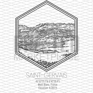 Saint Gervais Hexagon