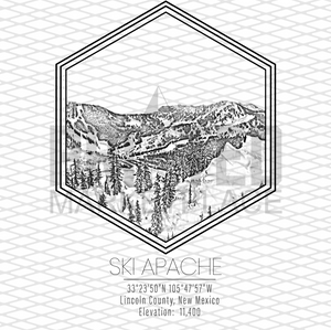 Ski Apache Hexagon