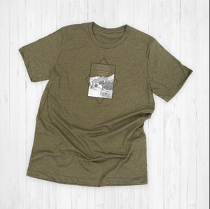 Crystal Mountain Tee Shirt