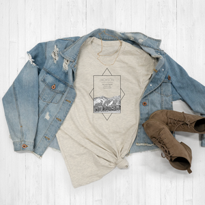 June Mountain Tee Shirt