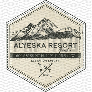 Alyeska Badge