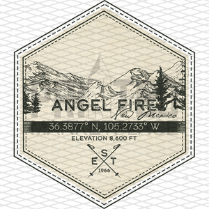 Angel Fire Badge