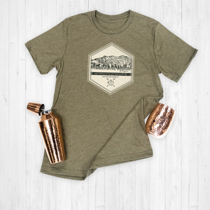 Timberline Lodge Tee Shirt