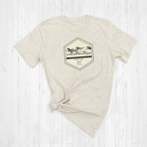 Powder Mountain Tee
