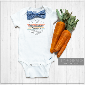 Great Smokey Mountains Onesie®